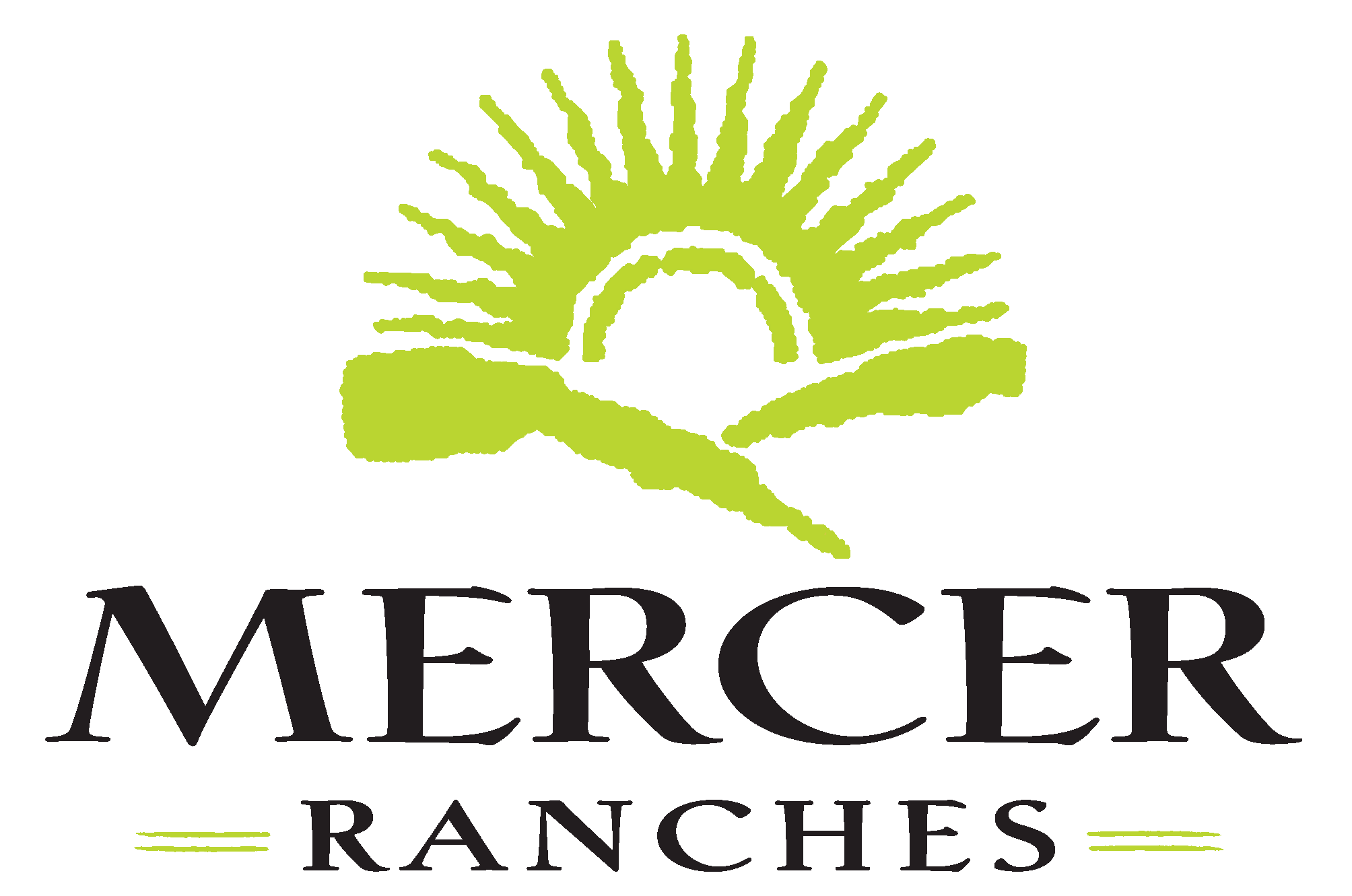 mercer ranches logo